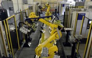 Производство машин в РФ упало на четверть