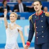 Российские фигуристы Татьяна Волосожар и Максим Траньков поженились