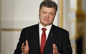 Представители НАТО отказались встречаться в Брюсселе с Порошенко