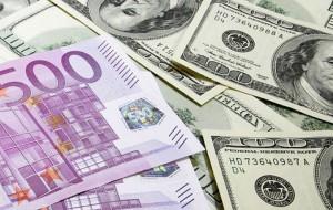Центробанк снизил курс евро на 3,39 рубля