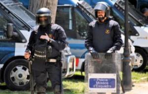 Пиротехническая фабрика взорвалась в Испании