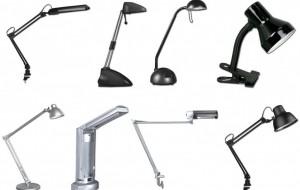 Какие настольные лампы можно купить сегодня