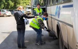 Безопасность пассажирских перевозок обсудили на межведомственном уровне