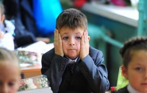 День знаний в Луганске начался без обстрелов