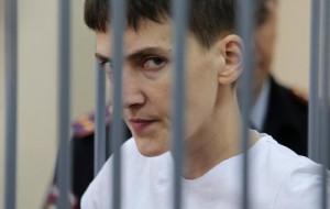 Савченко продлили арест на полгода