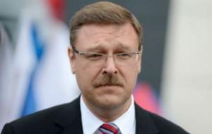Константин Косачев назначен сенатором от Марий Эл