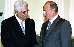 Путин встретится с Аббасом в Москве во вторник