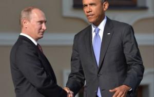 Песков: говорить о содержании встречи Путина и Обамы еще рано