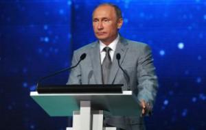 Путин: турбулентность экономик не помешает проектам России и Китая