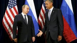 Путин и Обама договорились обмениваться информацией по действиям в Сирии