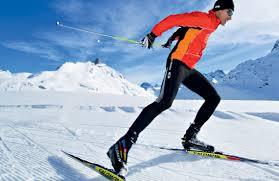 Как отремонтировать пластиковые лыжи?