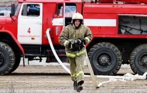 Четыре человека стали жертвами пожара на заводе в Электростали