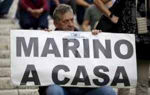 Мэр Рима уволился из-за подозрений в растратах