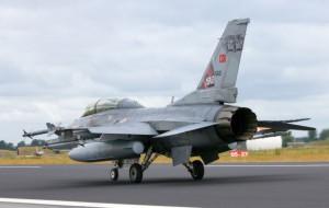 ВВС Турции сбили неопознанный самолет на границе с Сирией