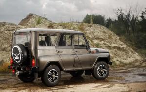 УАЗ запускает военный внедорожник «Патриот» в серийное производство