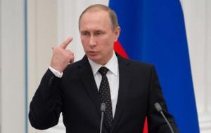 Путин обсудил с Совбезом ситуацию в Сирии