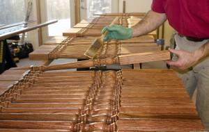 Как защитить материалы из древесины от возгорания