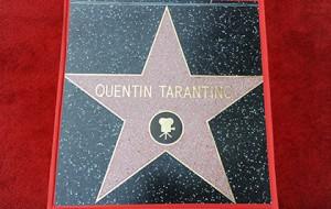 Тарантино получил звезду на голливудской «Аллее славы»