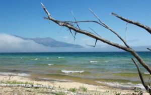 Уровень воды в Байкале опустился ниже критической отметки