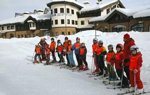 Названы самые популярные у россиян горнолыжные курорты