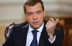 Медведев принял отставку первого замглавы Минприроды Храмова
