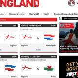 Футбольная ассоциация Англии перепутала российский флаг