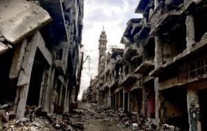 22 человека погибли во время терактов в Хомсе