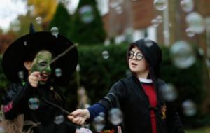 Поклонники Гарри Поттера выбрали любимое заклинание