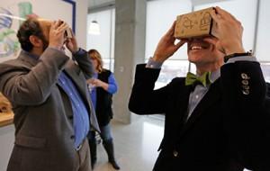 Google выпустит новые очки виртуальной реальности