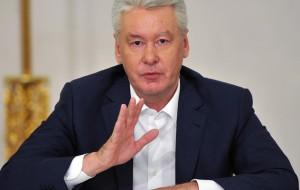 Собянин прокомментировал снос палаток у метро