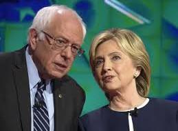 Клинтон и Сандерс на предварительных выборах «сыграли» вничью