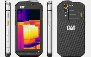 Анонсирован первый в мире смартфон со встроенным тепловизором