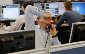 Нефть Brent упала ниже 40 долларов
