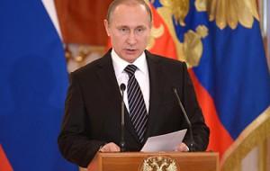 Путин назвал теракты в Брюсселе варварским преступлением