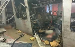 В метро Брюсселя произошел четвертый взрыв