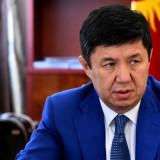 Премьер Киргизии Сариев подал в отставку