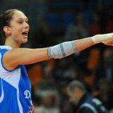 Волейболистка Гамова ушла из казанского «Динамо»