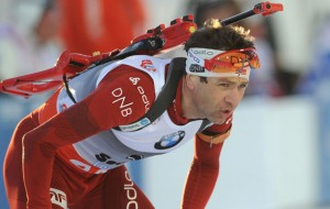 Восьмикратный олимпийский чемпион биатлонист Бьёрндален решил продолжать карьеру