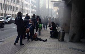 В центре Неаполя прогремел взрыв