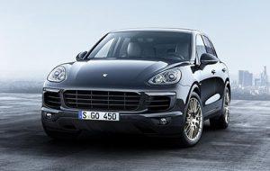 Porsche сделал для россиян спецверсию Cayenne
