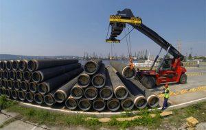 В Греции начинается строительство газопровода через Адриатическое море