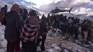 В непальских Гималаях пропал турист из России