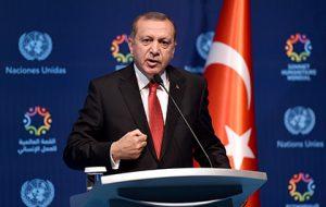 Эрдоган обвинил Россию в поставках оружия Рабочей партии Курдистана