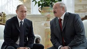 Путин и Лукашенко проведут встречу 8 июня
