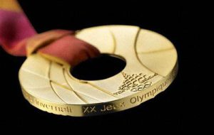 Из чего делают олимпийские медали?