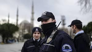 Неизвестные напали на пост полиции в Турции