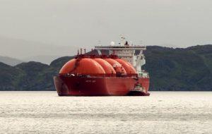 «Газпром» зимой впервые может столкнуться с конкуренцией с СПГ из США