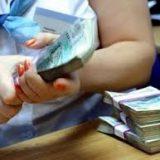 Сотни вкладчиков перекрыли центр Киева