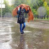 Столетний рекорд по осадкам побит в Москве