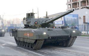 «Уралвагонзавод» начал поставку в армию первых 100 танков «Армата»